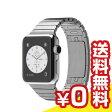 【送料無料】当社1ヶ月間保証[未使用品]■Apple Apple Watch 38mm (MJ3E2J/A) 【ステンレススチール/リンクブレスレット】【周辺機器】中古【中古】 【 パソコン&白ロムのイオシス 】
