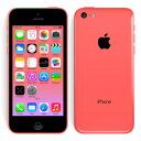 白ロム SoftBank iPhone5c 32GB [NF153J/A] Pink[中古Cランク]【当社1ヶ月間保証】 スマホ 中古 本体 送料無料【中古】 【 パソコン&白ロムのイオシス 】