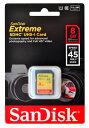 SDHC SDSDX-008G-X46(SanDisk 超高速SDHCカード 8GB CLASS10 UHS-I対応)
