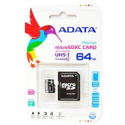 永久保証・64GB高速【microSDXCカードAUSDX64GUICL10】UHS-1・Class10・R=30MB/s