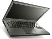 【中古】厳選品 Lenovo ThinkPad X240 Corei5-4300U 1.90GHz/4GB/500GB 12.5WT Windows7-Pro 32Bitリカバリ領域有(無線LAN内蔵)(配送無料)