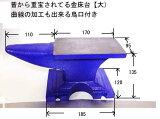昔から重宝されてる金床台プロ用ANVIL−24LBS