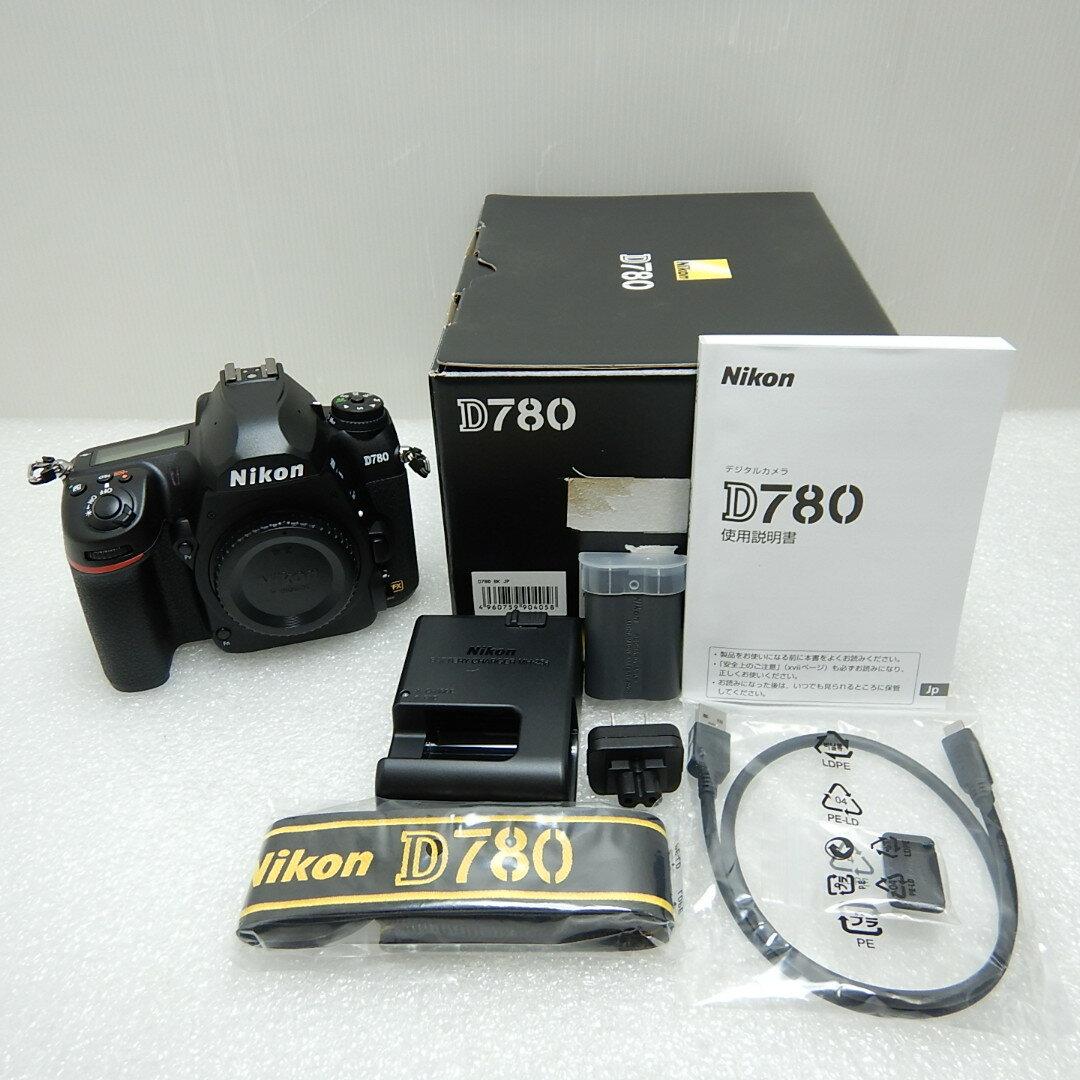 デジタルカメラ, デジタル一眼レフカメラ  A Nikon D780