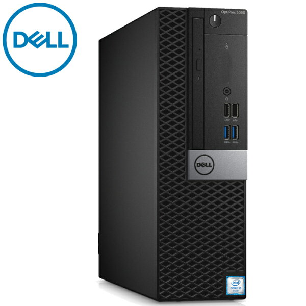 在宅勤務対応DELLOptiPlex5050SFF第七世代Corei5-75008GBメモリ新品SSD512GBUSB3.0光学