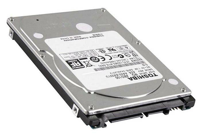 HDD 2.5インチ SATA 内蔵ハードディスク 320GB  【ネコポス発送】