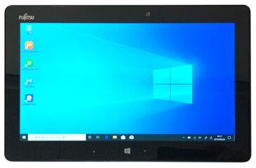 富士通 Arrows Tab Q665/L 11.6型フルHD式タブレット RAM:4GB SSD:128GB Core M-5Y10C 正規版Office付 Windows10 Pro 無線LAN 無線WAN Bluetooth USB3.0 HDMI SDカード対応 中古タブレット 中古ノートパソコン 中古ノートPC