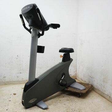 マトリックス アップライト サイクル U-7x エアロ バイク ジム エクササイズ フィットネス トレーニング マシン 【中古】