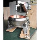 中井機械工業攪拌機CD-3L/煮炊き釜GHS-352012年式LPガス用50Hzエリア仕様【中古】