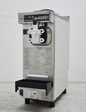 日世 ソフトクリームサーバー NA-9424AE 2016年 自動殺菌 ソフトクリームメーカー フリーザー 【中古】