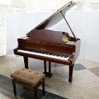 ヤマハYAMAHAグランドピアノG2B木目1988〜1990年代椅子付【中古】