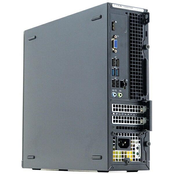DELLOPTIPLEX 3020 SFF【Core i3/4GB/500GB/マルチ/USB3.0/Win10】(沖縄、離島を除く)