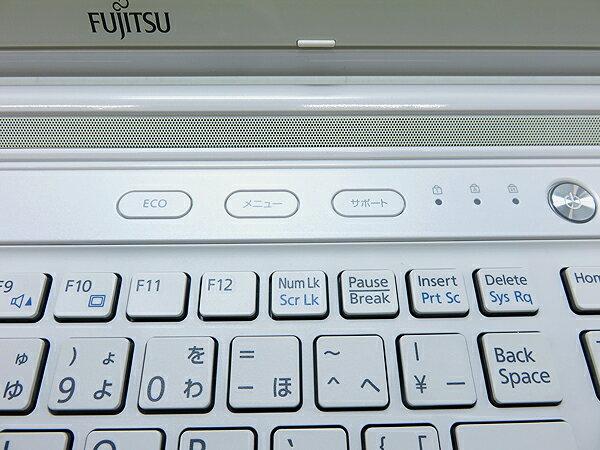 【中古】 E 【無線LAN】 【Core i7/8192MB/750GB/Win10】 (沖縄・離島を除く) 【送料無料】 FUJITSU LIFEBOOK AH77/