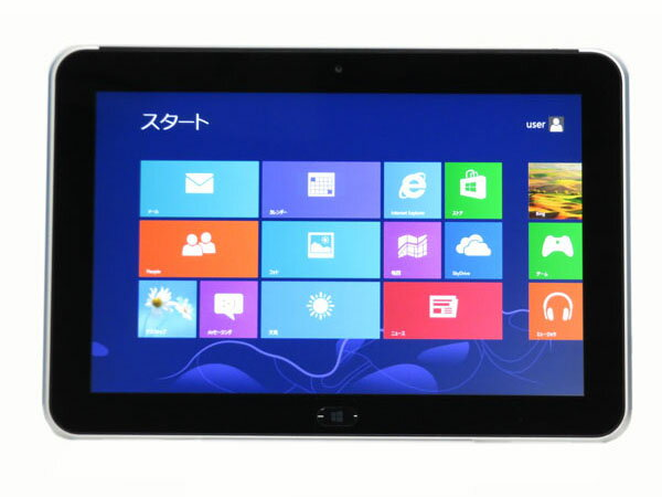 HP HEWLETT PACKARD ElitePad 900 10.1インチワイド WXGA(1280×800) Windows8 タブレット 【中古】