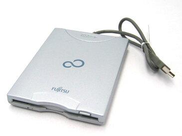 富士通 外付けFDDユニット USB ドライブ 1.2MB/3モード対応、 XP/Vista/Win7すべてに使用 可能 新品バルク品