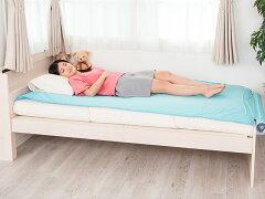 入荷待ち商品 入荷予定 =>  8/10頃空調ベッド 風眠寝苦しい夜はもうありません!