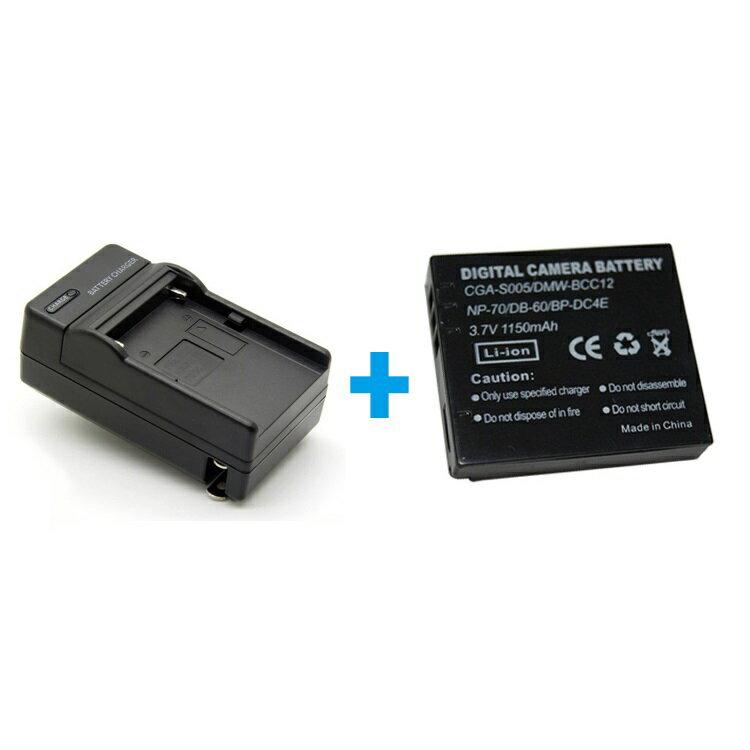 カメラ・ビデオカメラ・光学機器用アクセサリー, 電源・充電器 FUJIFILM NP-70Panasonic (DMW-BCC12 )DB-60
