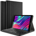 【送料無料】HUAWEI MediaPad M5 lite 8超薄ケース付き Bluetooth キーボード US配列 かな入力 JDN2-L09/JDN2-W09対応