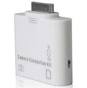 2in1 iPad3/2用 SD/USB カメラコネクションキット