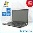 【中古ノートパソコン】Lenovo/ThinkPad X220i/428633J/12.5インチ/Core i3 2310M/2.1GHz/HDD320GB/メモリ2GB/Windows 7 Professional 64bit【可】