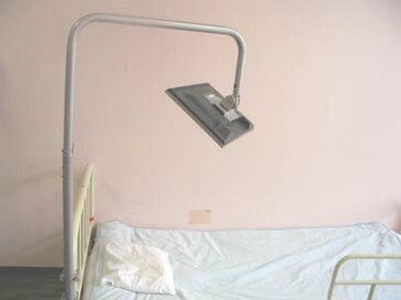 【送料無料・一部地域除く】テレビアーム 液晶テレビ/モニター ベッド取付用 液晶アームスタンド モニターアーム ARM-BED01SL