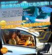 【送料無料】ホットカーシート運転席+助手席セットすぐに座席が暖まる温度2段階調整TEC-HT-SEAT-2
