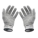 作業用 手袋 機能性 保護 グローブ 軍手 防刃 防刃手袋 洗える 作業グローブ 切れない手袋 耐切創手袋 TEC-TEPEKIGLOD