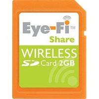 【納期目安:2から3営業日後に出荷】Eye-Fi Share 2GB ワイヤレスメモリーカード [EYE-FI-2GB-J]