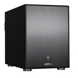 【在庫少】送料無料【smtb-td】LIANLI PC-Q25B (Mini-ITX用PCケース アルミ製)