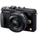 【お取寄せ】【送料無料】パナソニック LUMIX DMC-GX1X-K レンズキット エスプリブラック 【yo-...