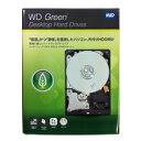 【在庫有り】Western Digital Caviar Green 3.5インチ内蔵HDD WD30EZRX (3TB SATA600) 1TBプラ...