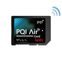 【在庫有り】PQI Air Card 6W21-0000R1 (WiFi機能付SD変換アダプターのみ)