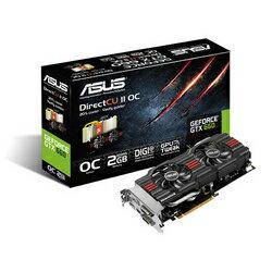 【在庫少】【送料無料】ASUS GTX660-DC2O-2GD5 (PCIExp GeForce GTX660 2GB)