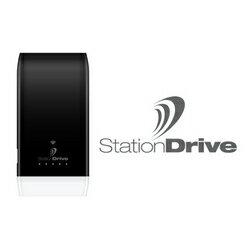 【在庫少】【送料無料】3in1ポータブルマルチデバイス StationDrive PIX-FS200-64 (64GBモデル)