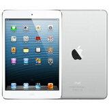 【中古】Apple iPad mini Wi-Fiモデル 16GB MD531J/A ホワイト(返品不可商品)