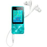 ソニーウォークマンSシリーズNW-S13LM[ブルー](4GB)