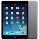 【中古】Apple iPad Air WI-FIモデル MD785J/A (16GB スペースグレイ)(10日間返品保証)