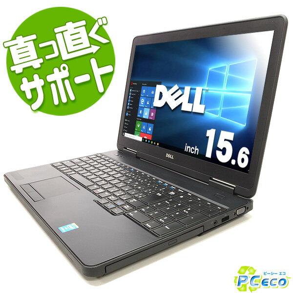 パソコン, ノートPC  Office web 8GB SSD Windows10 DELL Latitude E5540 Core i3 8GB 15.6