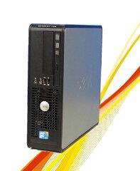 ★中古パソコン★デスクトップ(dg-105)中古パソコン 新品★1TB搭載!DELL Optiplex 780SF(Core2...