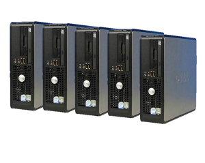 DELLOptiplex780SF【5台まとめ買い】Core2Duo/4GB/DVD/160GB【中古】10P24Dec15【中古パソコン】【限定品】