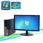 ��ťѥ�����DELL990SF20�磻�ɱվ�(Corei7-2600(3.4GHz)(���꡼4GB)(DVD�ޥ��)(64BitWindows7Pro)(dtb-387)����šۡ���ťѥ������10P23Sep15��smtb-k��