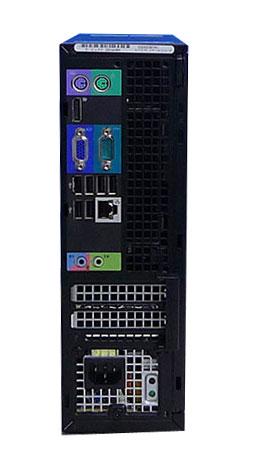 中古パソコン無線LAN対応新品SSD+新品1TBDELL790SF20ワイド液晶(Corei32100(3.1GHz)(メモリ4GB)(DVD-ROM)(64BitWindows7)【中古】10P13Dec15【中古パソコン】