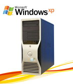 中古パソコン ワークステーション DELL Precision 380 Pentium4 2.8GHzメモリ2GBWindowsXP Pro 32Bit /ワークステーション P01Jul16/R-w-054/中古