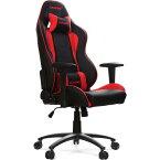 【Gaming Goods】AKRacing Nitro Gaming Chair (Red) 人間工学に基づき設計されたゲーミングチェア レッド