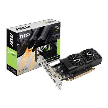 MSI GeForce GTX 1050 Ti 4GT LP GTX 1050 Ti 搭載ビデオカード ロープロファイル対応