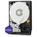 Western Digital WD30PURZ [3TB/3.5インチ内蔵ハードディスク] WD Purple / SATA 6Gb/s / 5400rpm / 監視システム向けHDD・・・