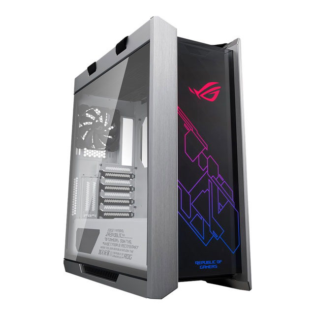 ASUS ROG Strix Helios White Edition / GX601 ATX / EATXミドルタワー ゲーミング PCケース White Edition