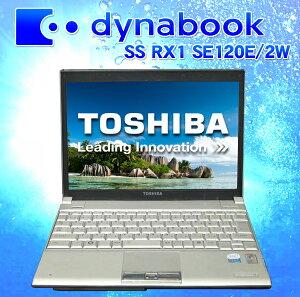 ★中古パソコン windowsVISTA ノートパソコン★【ノートパソコン】Core2Duoモデル 東芝 dynaboo...