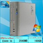 ���ޤ����ݥ����5�ܡ���ťѥ�����Windows7��Windows7Pro�����EQUIUM3520Core2DuoE84003G/2G/160GB/DVD-ROM