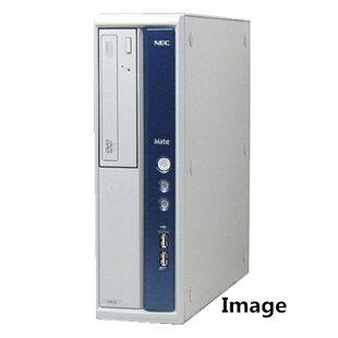 いまだけポイント5倍!中古パソコンWindows7【Windows7Pro】NECMA-9Core2DuoE84003G/2G/160GB/DVD-ROM