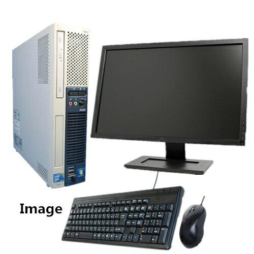 パソコン, デスクトップPC  Windows 7 20NEC ME-A Core i5 650 3.2G2G160GBDVD-ROM